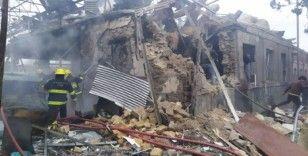 Ermenistan ordusu Azerbaycan'ın Gence kentine füze saldırısı düzenledi