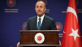 Dışişleri Bakanı Çavuşoğlu: Ermenistan savaş suçu işlemeye devam ediyor