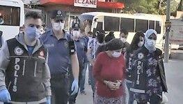 Dev uyuşturucu operasyonunda 19 tutuklama