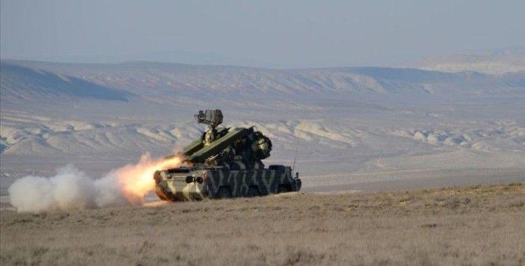 Azerbaycan, Ermenistan'a ait bir Su-25 savaş uçağını düşürdü