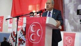 """MHP'li Durmaz: """"CHP'nin içine HDP'nin kaçtığı ayan beyan ortadadır"""""""