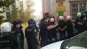 HDP milletvekili Tosun'dan evlat nöbeti tutan ailelere hakaret