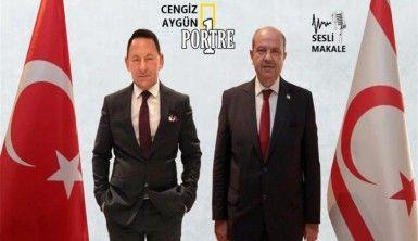 Kıbrıs Türk Cumhuriyeti'nin yeni Cumhurbaşkanı; Ersin Tatar…