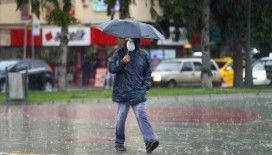 Samsun'da gök gürültülü şiddetli sağanak uyarısı