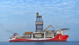 'Kanuni' sondaj gemisi İstanbul açıklarında