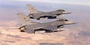 MSB: 'Hava harekatları ile 6 PKK'lı terörist etkisiz hale getirildi'