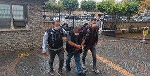 Bafra'da uyuşturucu madde ele geçirildi: 1 gözaltı
