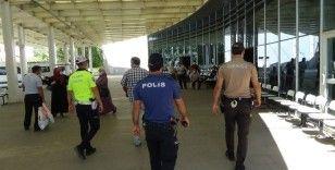 Kahta'da kumar oynayanlara ceza yağdı