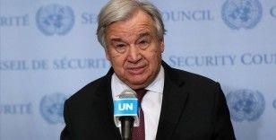 BM Genel Sekreteri Guterres Nijerya'da SARS karşıtı gösterilere yönelik saldırıları kınadı