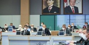 Vali Yerlikaya 10. Filyasyon Çalışmaları Takip Kurulu toplantısına katıldı