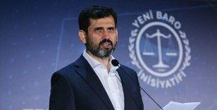 İstanbul 2 No'lu Baro başkan adayı Cavit Tatlı: Türkiye'nin nüfus olarak en büyük 10. barosuyuz