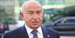TFF Başkanı Özdemir: Maçların yüzde 30 seyirciyle oynanmasını talep ediyoruz