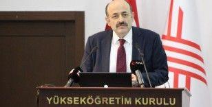 YÖK Başkanı Saraç: 'Yaklaşık 15 bin civarındaki öğrencimizin hizmetine sunulacak'