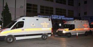 Mersin'de metil alkolden zehirlenen kişi hayatını kaybetti