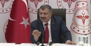 Sağlık Bakanı Koca, grip aşının kimlere yapılacağını açıkladı