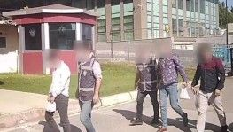 Araç ve motosiklet çalan 4 kişi tutuklandı