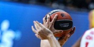 THY Avrupa Ligi'nde bir maç Kovid-19 nedeniyle ertelendi
