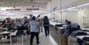 Yenişehir'de koronavirüs denetimi devam ediyor