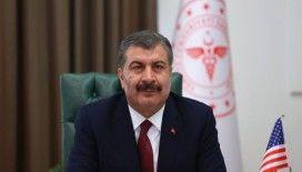 """Sağlık Bakanı Fahrettin Koca: """"(Korona virüs) Anadolu'da ikinci zirveyi şimdi yaşıyoruz"""""""