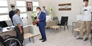 Bağlar Belediyesi yerinde dönüşümü halka anlatmak için irtibat bürosu açtı
