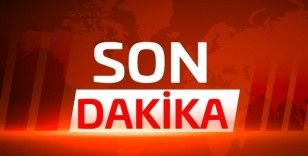 İstanbul'da gemi yangını