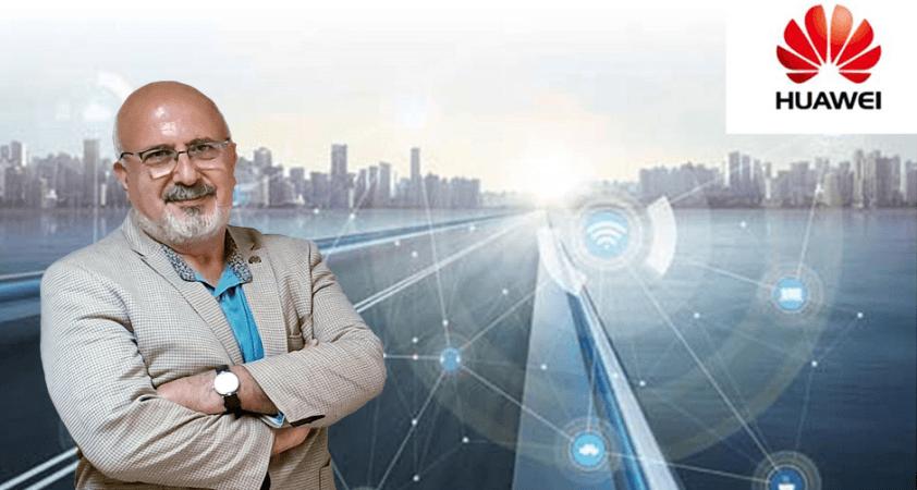 Akıllı şehir yolculuğu (XX) Huawei