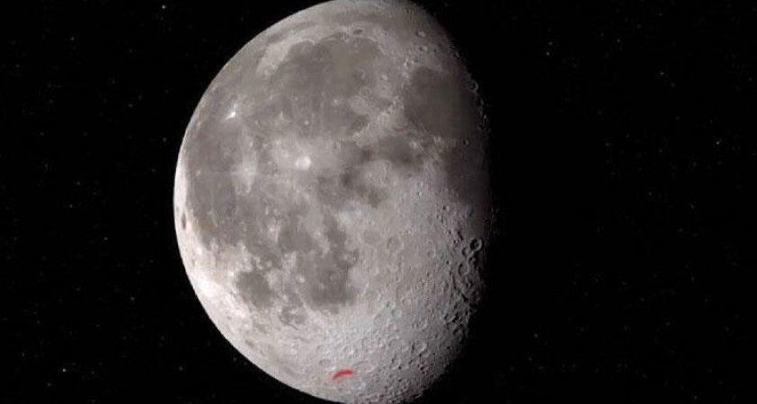 NASA, Ay'daki heyecan verici keşfi duyurdu