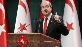 KKTC Cumhurbaşkanı Tatar: Türkiye'nin beşli konferans önerisi Kıbrıs konusunda anlaşma için son şanstır
