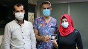 41 yaşındaki kadının 15 yıllık çocuk özlemi Diyarbakır'da son buldu