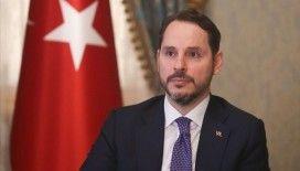 Hazine ve Maliye Bakanı Berat Albayrak rakamlarla duyurdu: Büyüme patikasına girmeyi destekleyecek