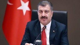 Bakan Koca İstanbul Valisi Yerlikaya ve ilçe belediye başkanlarıyla bir araya geldi