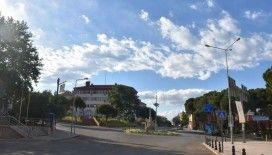 Karacasu TOKİ'de 2 blok karantinaya alındı