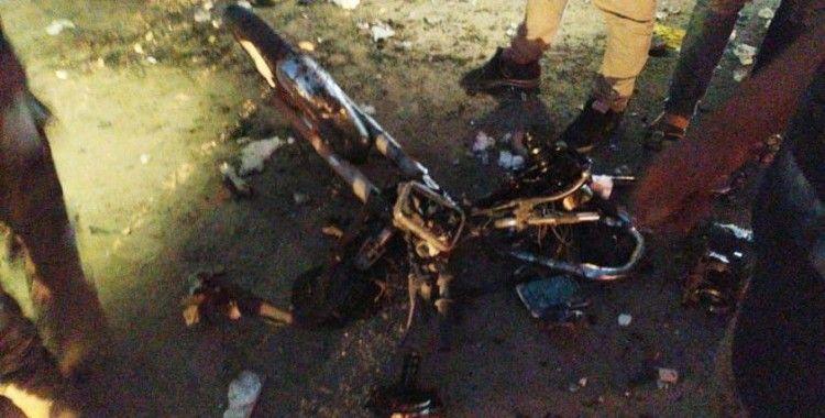 Afrin'de terör saldırısı: 2 sivil öldü, 10 sivil yaralandı