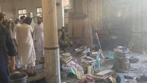 Pakistan'da medresede patlama