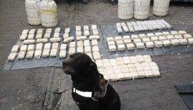 Ankara narkotik polisi 70 kilo eroin ele geçirdi