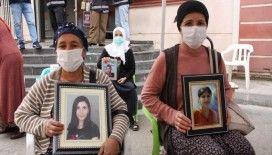 422 gündür evlat nöbeti tutan ailelere 2 anne daha katıldı