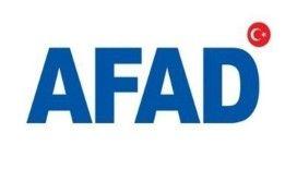 AFAD: 'TSK tarafından havadan tarama çalışmaları yürütülmektedir'