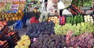 Yaş meyve ve sebzede yıl sonu ihracat hedefi 3 milyar dolar