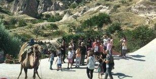 Türkiye ilk 9 ayda yaklaşık 12 milyon ziyaretçi ağırladı