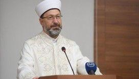Diyanet İşleri Başkanı Erbaş'tan İzmir'deki depremle ilgili önemli açıklama