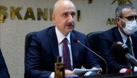 Ulaştırma ve Altyapı Bakanı Karaismailoğlu: Ulaşım ve iletişim açısından herhangi bir sıkıntı yok