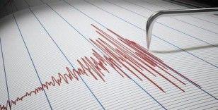 Deprem Balıkesir'de de hissedildi