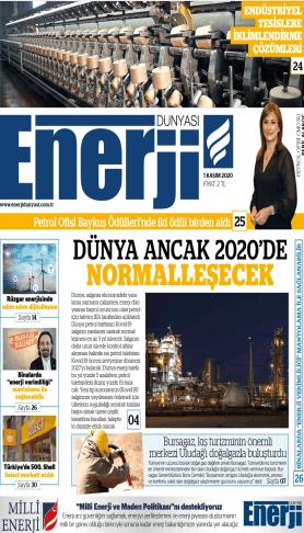 Enerji Dünyası - Kasım 2020