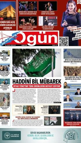 OGÜN Gazetesi Sayı:247
