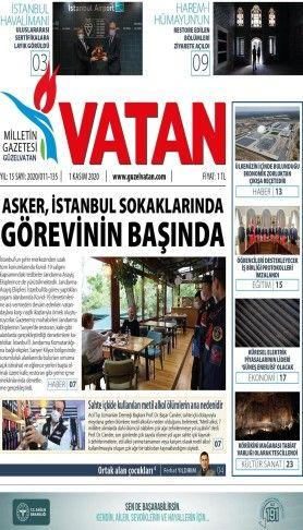 Güzel Vatan Gazetesi Sayı:134