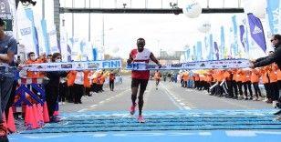 N Kolay 42. İstanbul Maratonu'nda kazananlar belli oldu