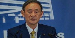 Japonya Başbakanı Suga'dan Biden'a 'ikili ittifak' vurgusu