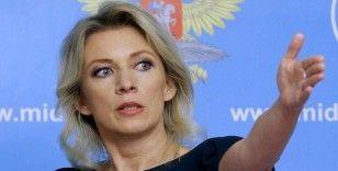 Rusya Dışişleri Bakanlığı Sözcüsü Zaharova: 'Türkiye ile Dağlık Karabağ konusunda fikir ayrılıklarımız var'