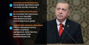 Cumhurbaşkanı Erdoğan: AB'nin stratejik körlükten bir an önce kurtulmasını ümit ediyoruz