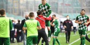 Bursaspor'da sakatlık problemi baş gösterdi